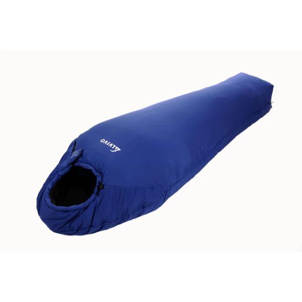 Alvivo Mount Everest 230 Polyester Schlafsack blau
