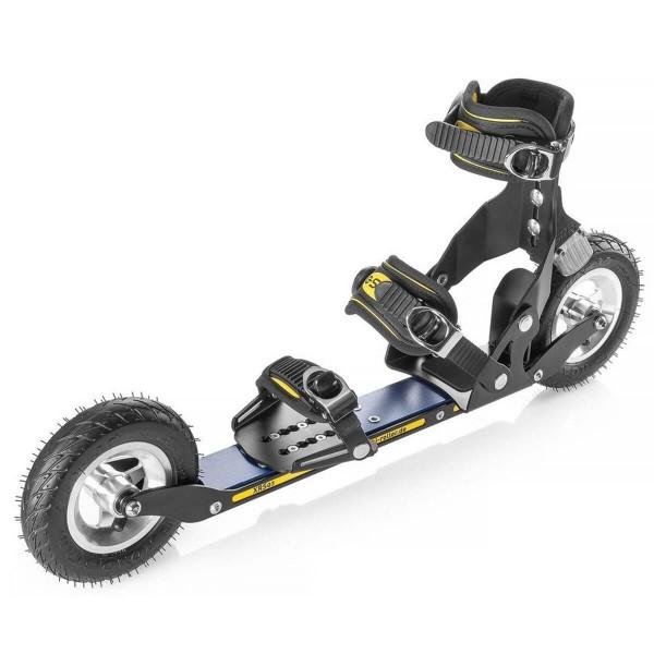 SRB XRS03 Cross Skate Skiroller Set blau