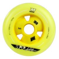 Matter Super Juice 100mm Inline Skates Racing Wheels Rollen F1 8 Stück