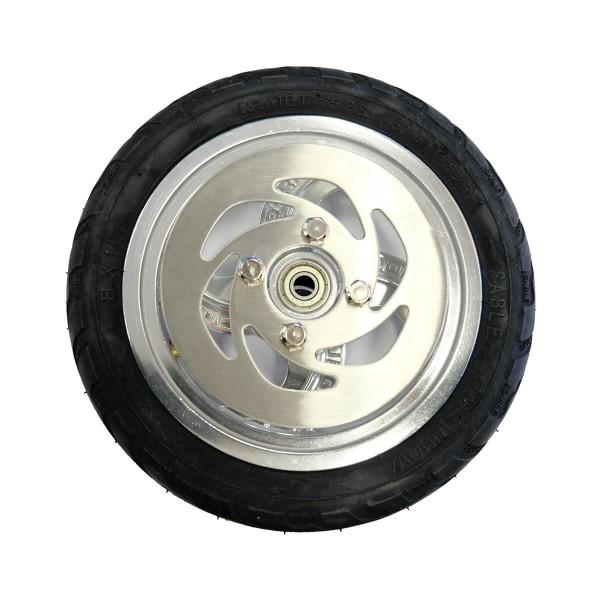 HUDORA Ersatzrad Hinterrad 205mm mit Bremsscheibe
