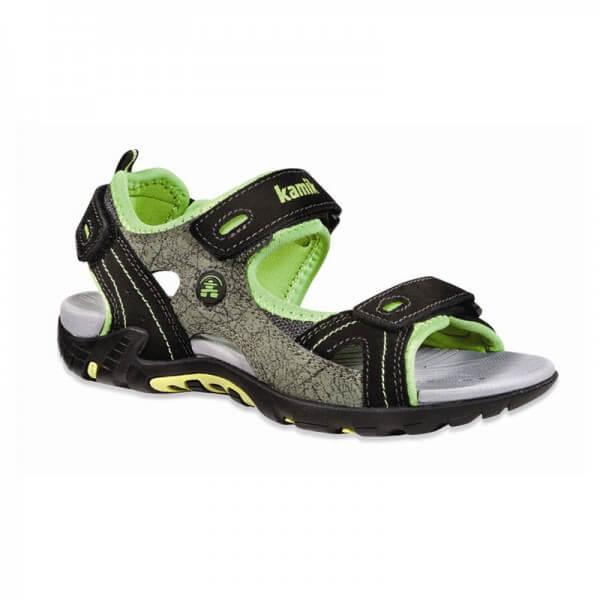 Kamik Seahorse Kinder Sandalen grün
