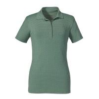 Schöffel Altenberg1 Damen Polo Shirt grün