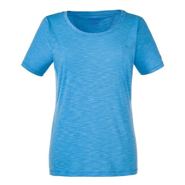 Schöffel Verviers 1 T Shirt Damen Funktionsshirt blau