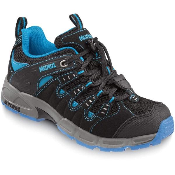 Meindl Respond Junior Kinder Schuhe schwarz blau