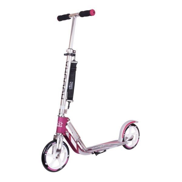 Hudora Big Wheel 205 Roller Modell 2019 Magenta Pink Silber Online
