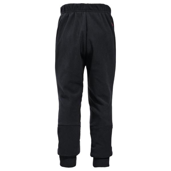 VAUDE Karibu Pants III Kinder Fleecehose schwarz