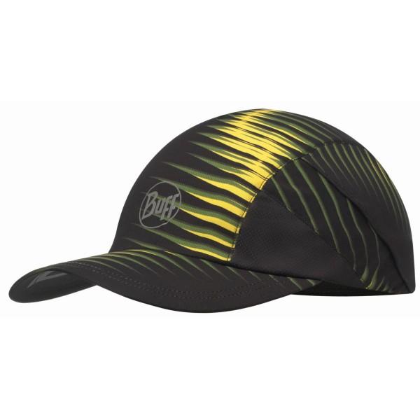 Buff Pro Run Cap R-Optical Schildmütze schwarz