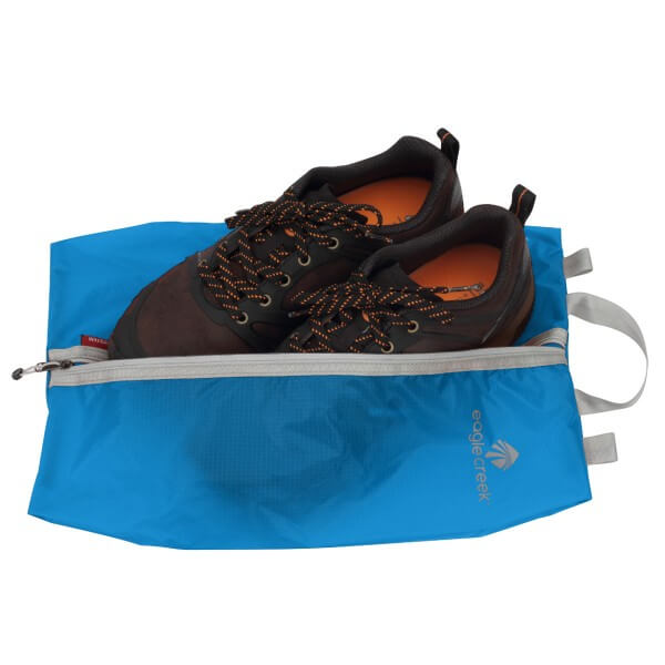 Eagle Creek Pack-It Specter Shoe Sac Schuh Tasche blau