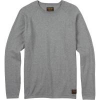 Burton Stowe Raglan Sweater Pullover grau