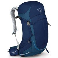 Osprey Stratos 26 Wanderrucksack Backpacking blau