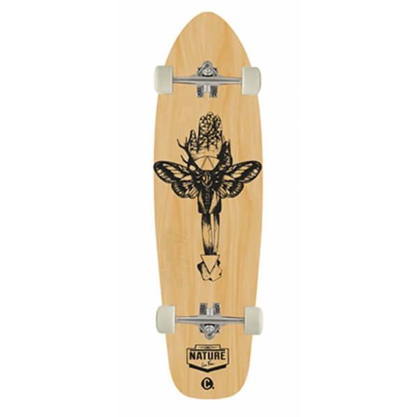 Choke Skateboard Longboard Moth