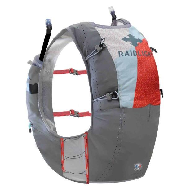 RaidLight Responsiv Vest 6L Laufrucksack grau