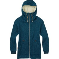 Burton Minxy Fleece Damen Fleecejacke grün