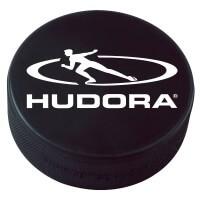 Hudora Puck Senior Erwachsenen Puck Hockey Zubehör schwarz