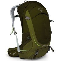 Osprey Stratos 34 Wanderrucksack Backpacking grün