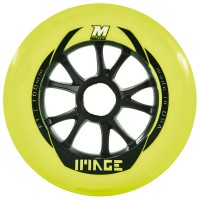 Matter Image 100mm Inline Skates Racing Wheels F1 Rollen 8 Stück Set