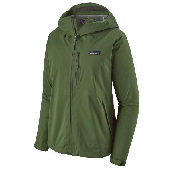 Patagonia Rainshadow Jacket Damen Regenjacke grün
