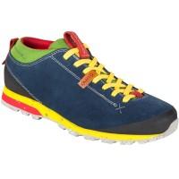 AKU Bellamont Suede Sneaker blau