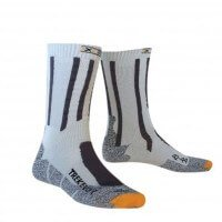 X-Socks Trekking Evolution Sportsocken grau
