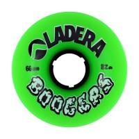 Longboard Rollen Longboard Wheels grün 4 Stück