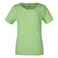 Schöffel Verviers 1 T Shirt Damen Funktionsshirt grün