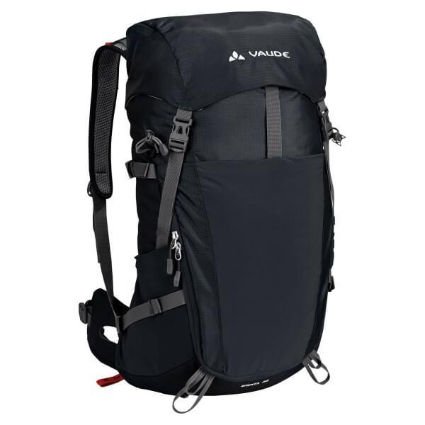 Vaude Brenta 30 Wanderrucksack Backpacking schwarz