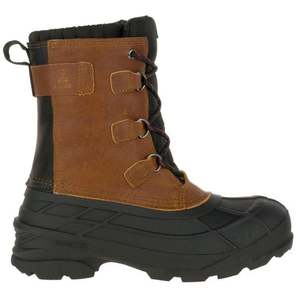 Kamik Alborg Plus Canadian Boots Winterstiefel braun