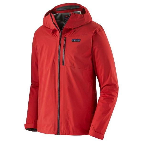 Patagonia Rainshadow Jacket Regenjacke rot