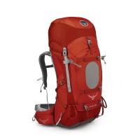 Osprey Ariel 55 Damen Trekkingrucksack Backpacking Rot