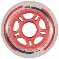 Powerslide F1 Inline Skates Rollen Set 8 Stück 78mm rot