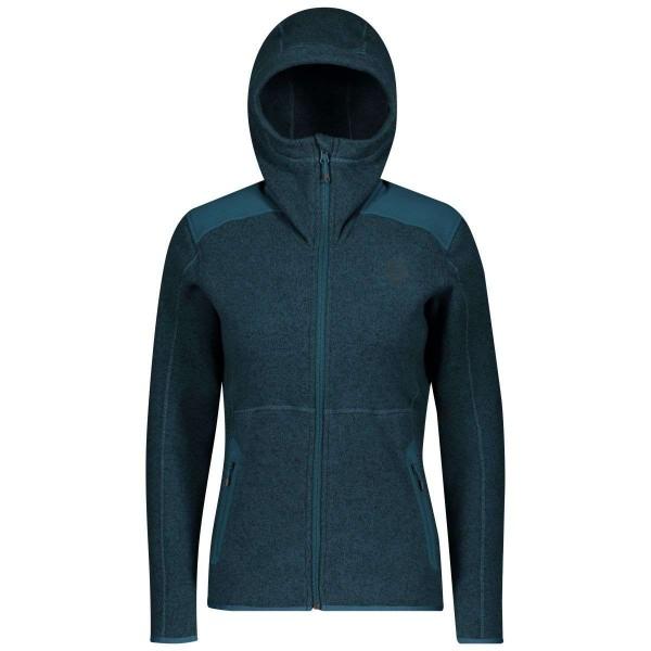 Scott Defined Optic Jacket Damen Funktionsjacke blau