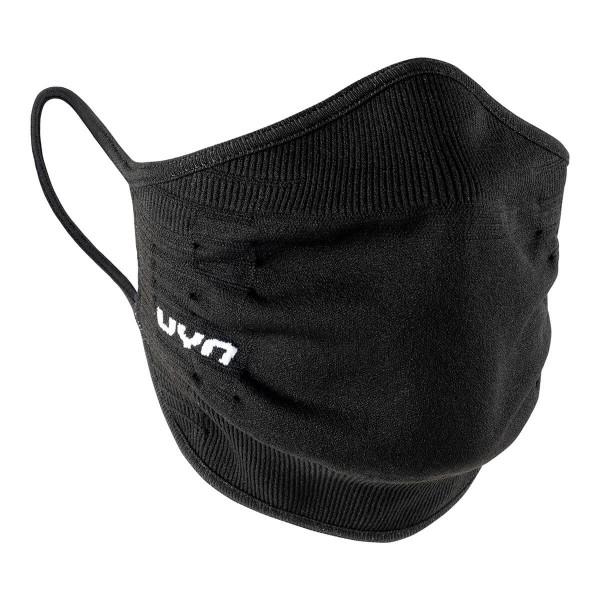 UYN Gesichtsmaske Community Mask Mund-Nasenmaske schwarz