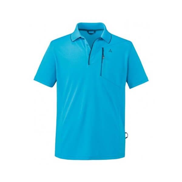 Schöffel Linus Polo Shirt blau