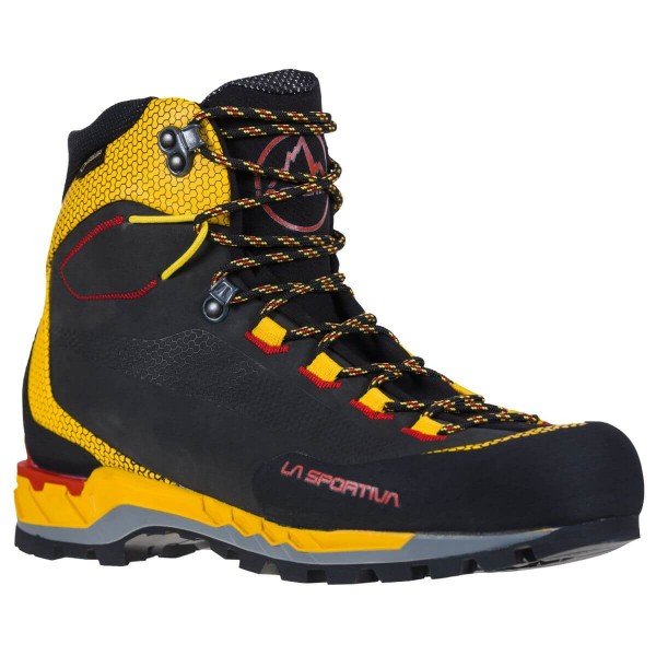 La Sportiva Trango Tech Leather GTX Bergschuhe schwarz gelb