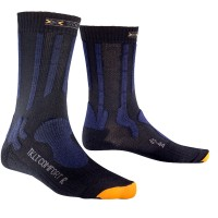 X-Socks Trekking Light & Comfort Sportsocken Wandersocken blau
