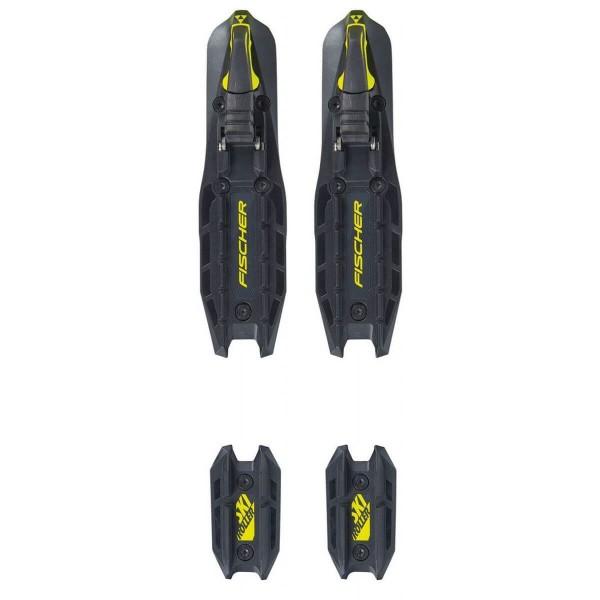 Fischer XC-Bindung Rollerski Skate Black Yellow