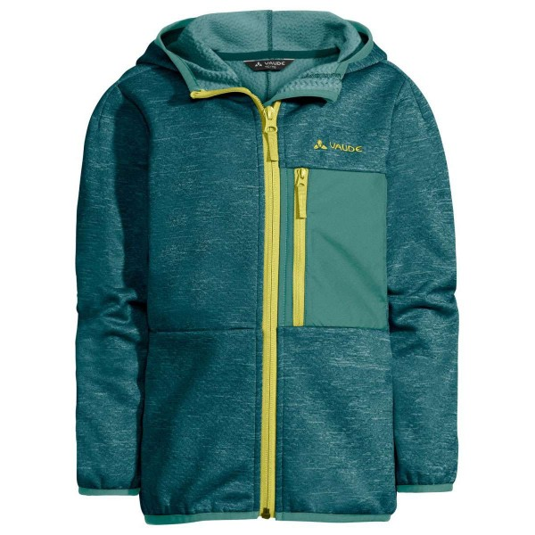 VAUDE Kikimora Jacket Kinder Fleecejacke grün