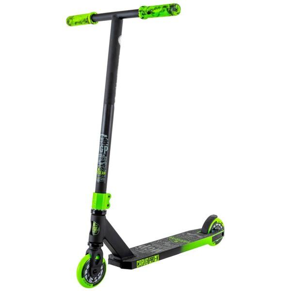 MADD Gear Carve Pro X Stuntscooter schwarz grün