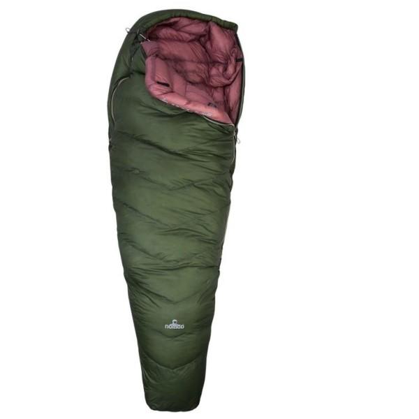 Nomad Orion 400 SC Damen Schlafsack grün