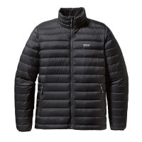 Patagonia Down Sweater Daunenjacke schwarz