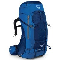 Osprey Aether 85 Trekkingrucksack Backpacking blau
