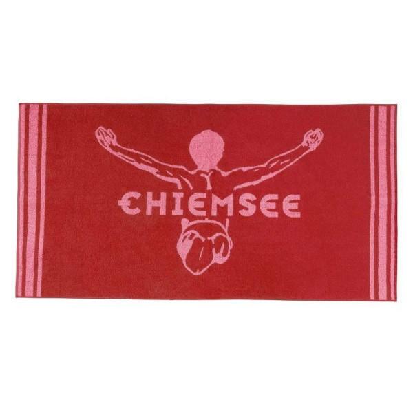 Chiemsee Towel Handtuch Badetuch pink