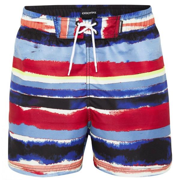 Chiemsee Efisio Swim Shorts blau rot