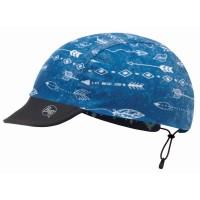 Buff Child Cap Archery Kinder Mütze blau