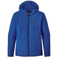 Patagonia Nono Air Light Hybrid Hoddy Funktionsjacke blau