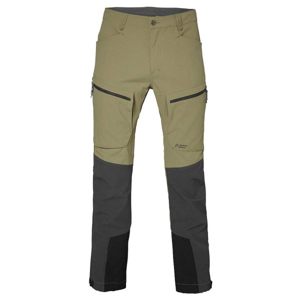 North Bend Trekk Pants Wanderhose braun