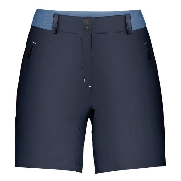 VAUDE Womens Scopi LW Shorts II Damen Wanderhose kurz blau