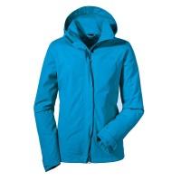 Schöffel Easy L 3 Damen Funktionsjacke blau