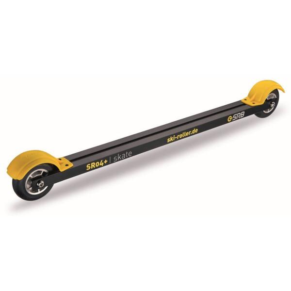 SRB SR04+ Skate Performance Skiroller Set schwarz