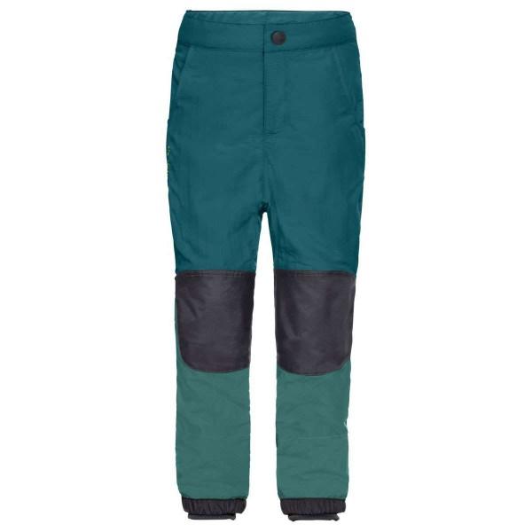 VAUDE Caprea Pants III Kinder Trekkinghose petrol